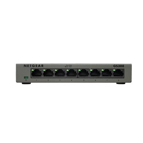 Netgear GS308 8-Port Gigabit unmanaged Switch