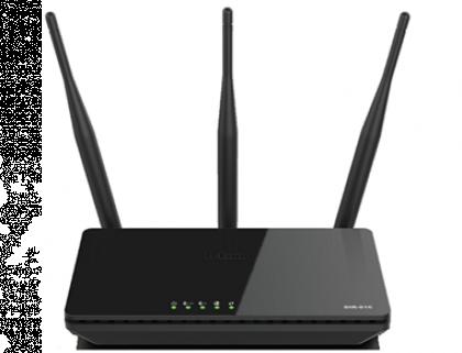 DIR-816 | Wireless Three Antenna Broadband Router