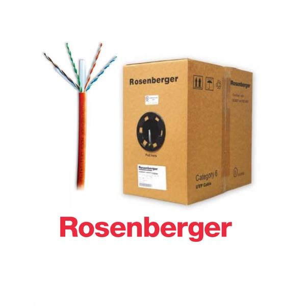 Rosenberger CAT6 UTP Cable Bangladesh